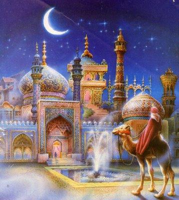 Guía de lectura: Sherezade,las mil y una noches (2/2)